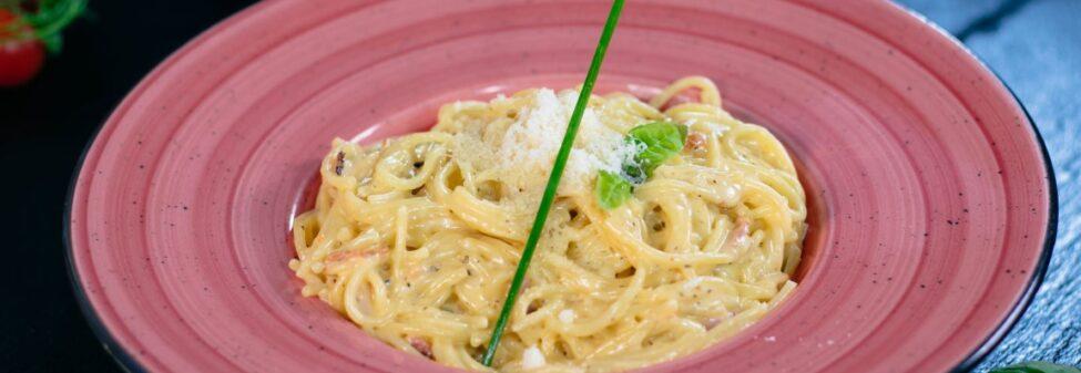 Špagete Carbonara
